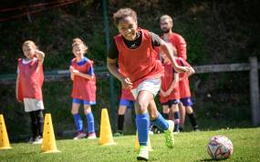 FLORIAN SALESSE - DESERTINES - le 01-06-19 - entrainement de foot des filles de l entente DOMERAT / DESERTINES / SAINT VICTOR SPORTS / FOOTBALL / FOOT FEMININ